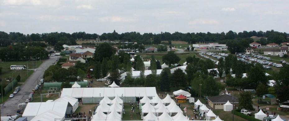 Foire exposition et artisanale d'envergure, 5000m2 couverts