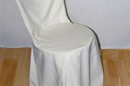 Chaise houssée